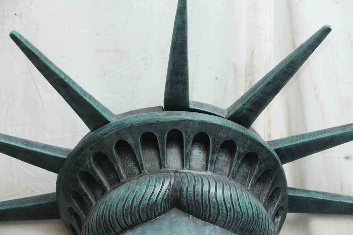 Statue Of Liberty Head Olde Good Things