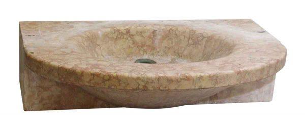 Marble Fountain Base