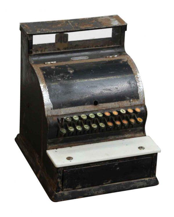 Black National Cash Register
