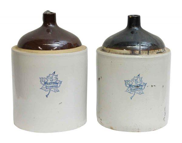 Ceramic Stoneware Jars
