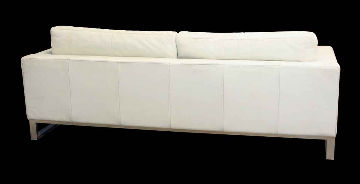 White Modern Style Vintage Sofa | Olde Good Things