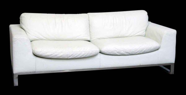 White Modern Style Vintage Sofa