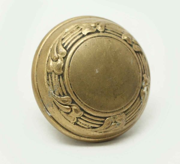 Collectors Quality Brass Knob