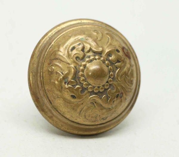 Gothic Brass Decorative Knob