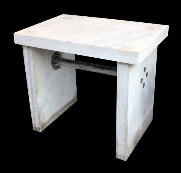 Thick Marble Slab Table