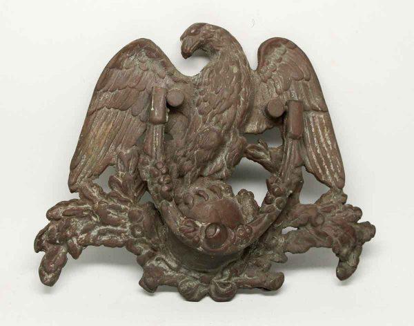 Large Bronze Eagle Door Knocker