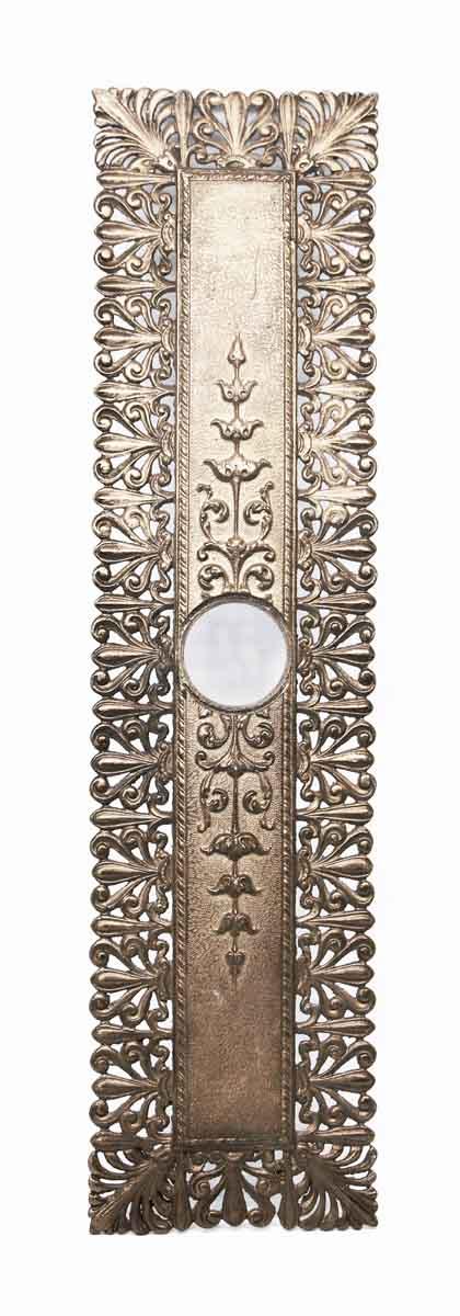 Large Decorative Door Plate