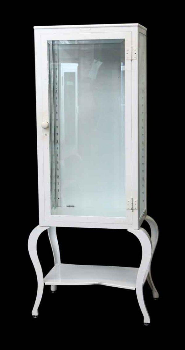 Metal White Medical Cabinet