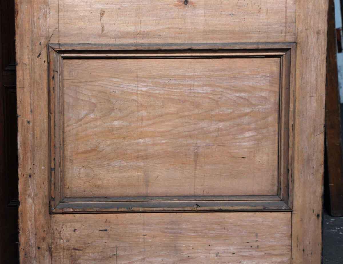 Single Wood Panel ~ Single wood door with two panels olde good things