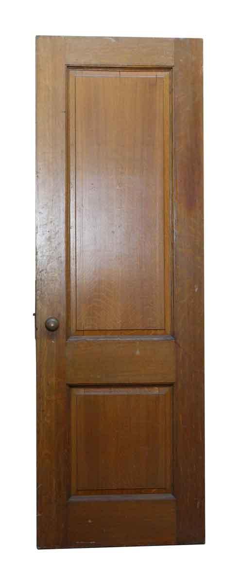 Single Double Panel Door