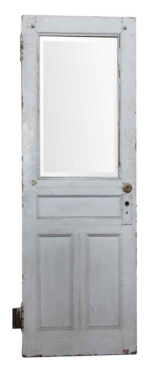 Four Panel Wooden Door