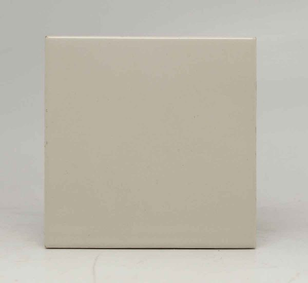 Set of 20 Off White Tiles