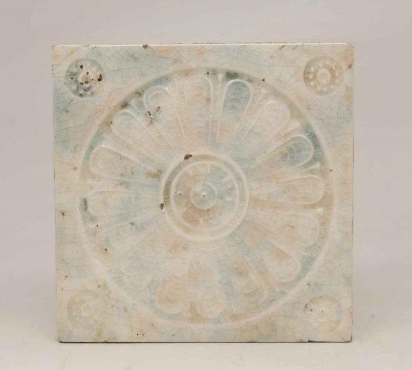 Decorative Floral Pastel Tile