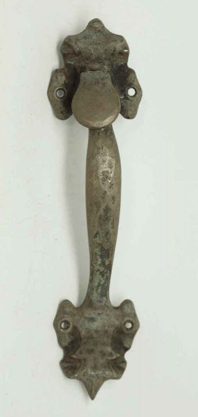 Hammered Iron Door Handle