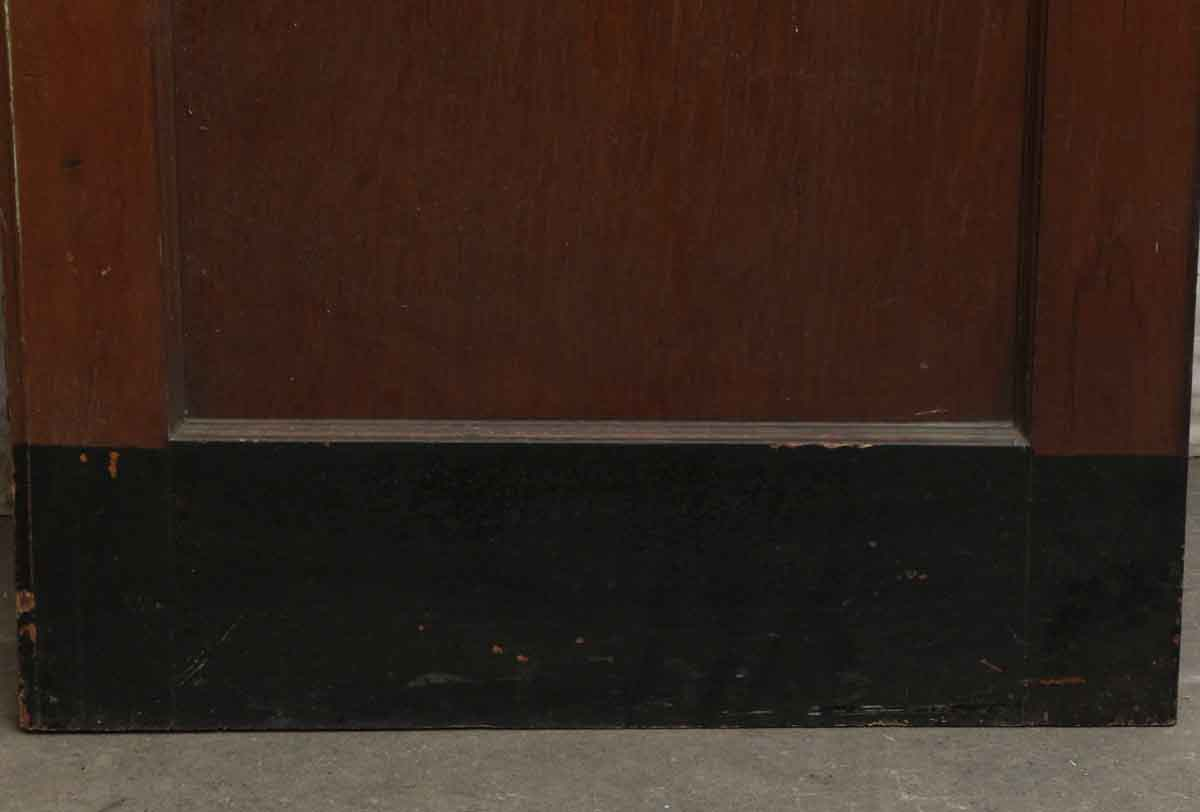 Two Panel Door With Kick Plate Olde Good Things