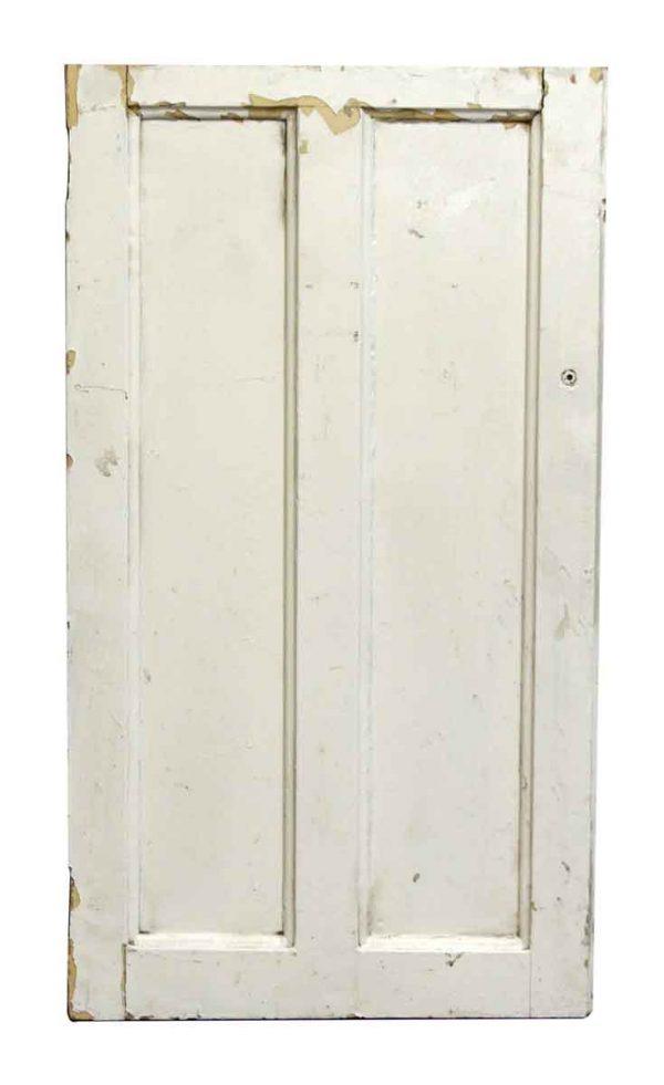 Wood Panel Door Piece