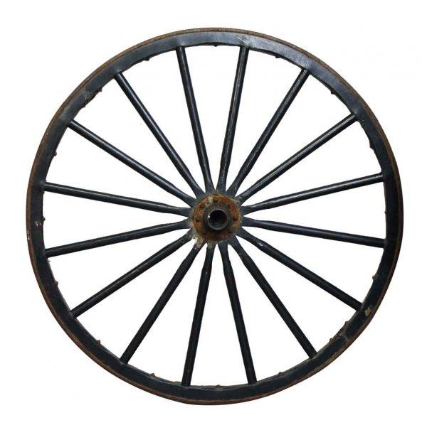 Metal Carriage Wheel