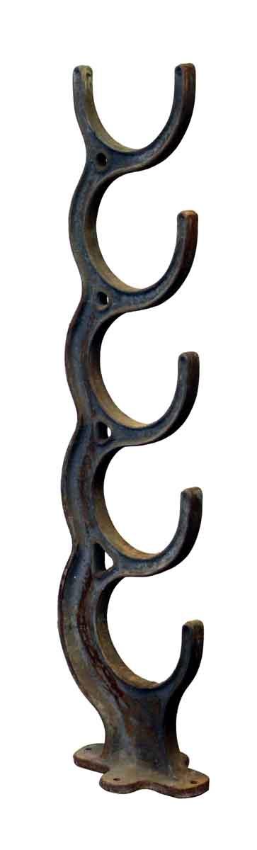 Pair of Industrial Pipe Rack Holders