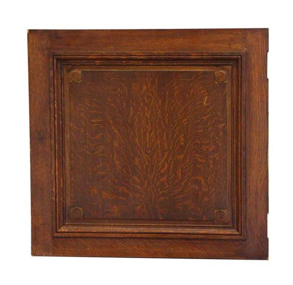 Set of Four Wood Panels