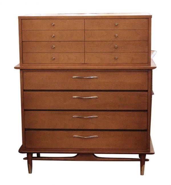 Mid Century Wooden Dresser