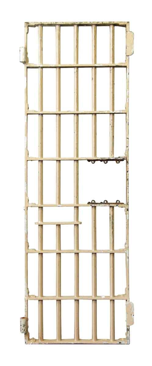 Heavy Cast Iron Prison Cell Doors