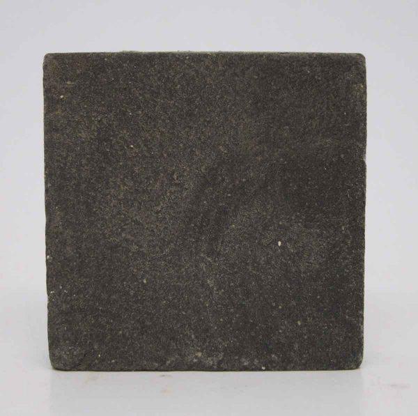 Set of 56 Small Black Square Tiles