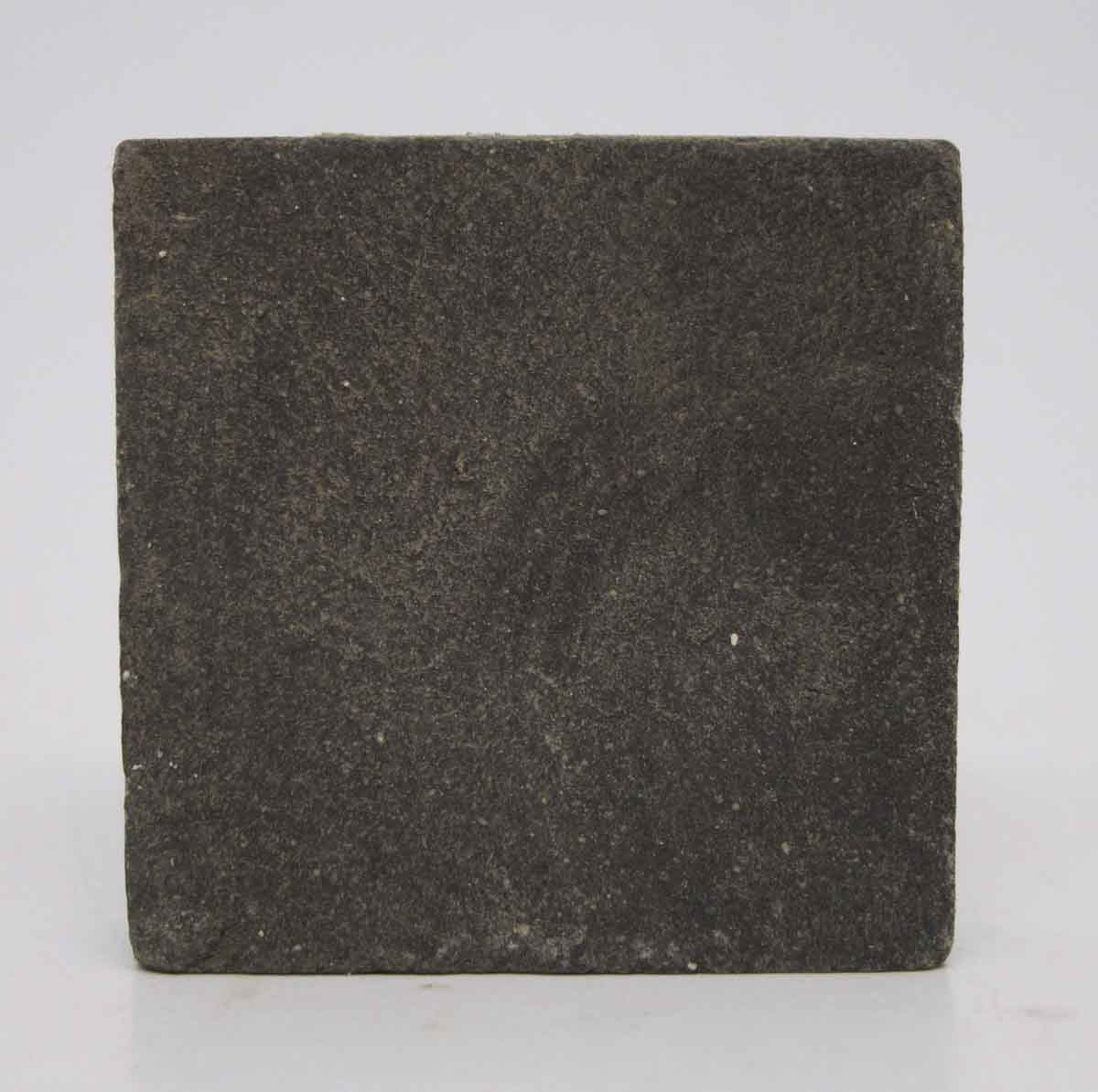 Set Of 56 Small Black Square Tiles Olde Good Things
