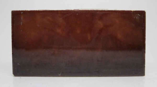 Set of 30 Brown Crackled Tiles