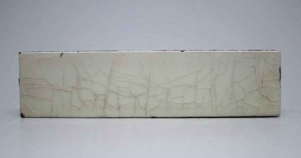 Set of 49 Crackled Creme Tiles