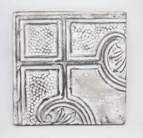 Antique White Tin Panel