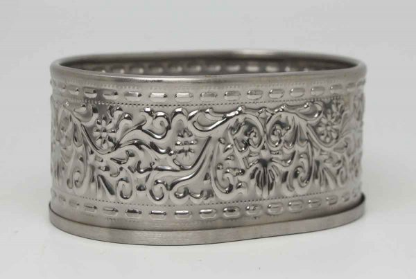 Repro Silver Plated Soap Dish