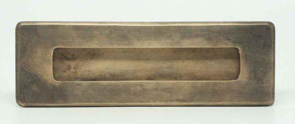 Bronze Letter Slot by Russwin
