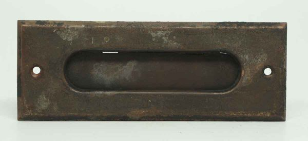 Antique Bronze Mail Slot