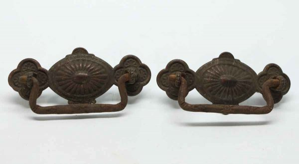 Pair of Victorian Furniture Pulls