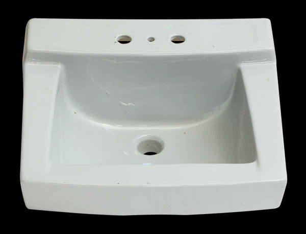 Light Blue Modern Ceramic Sink