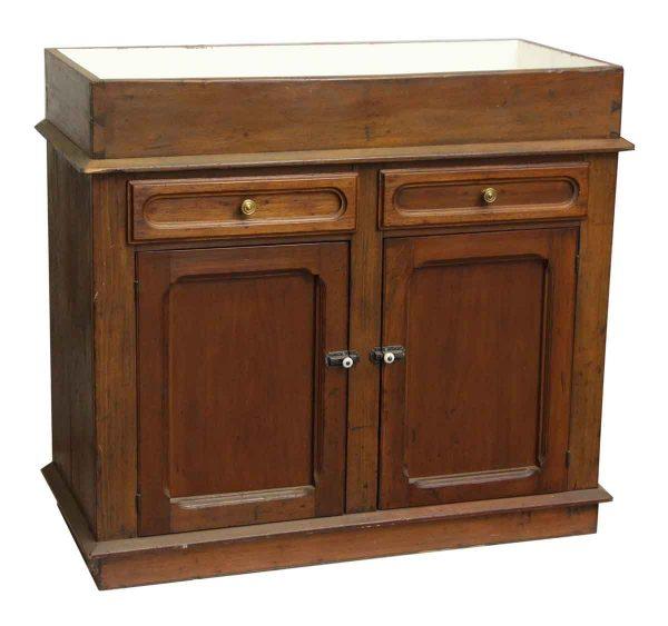 Reclaimed Wooden Vanity