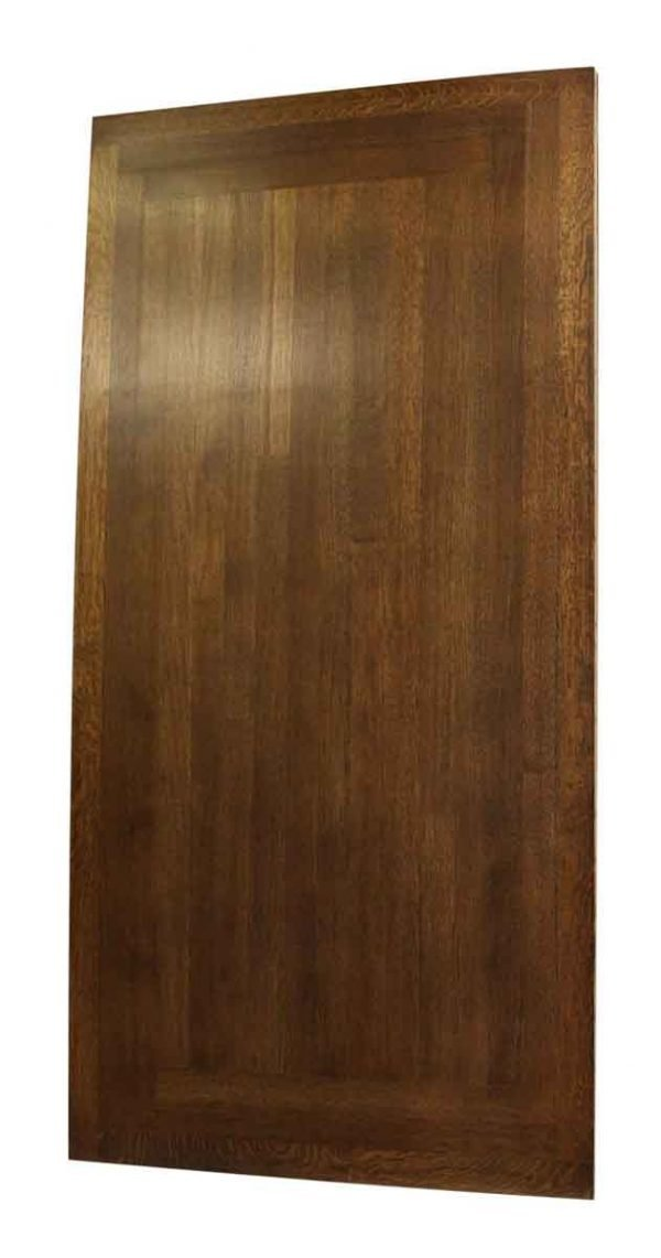 Reclaimed Tall 8 Ft. Wooden Wall Panel