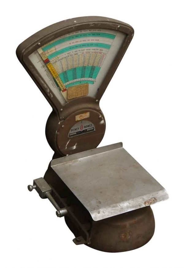 Pitney Bowes Postage Scale S-510
