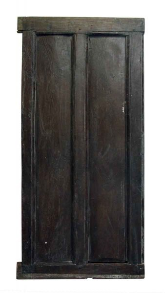 8 Ft. Tall Wooden Panel
