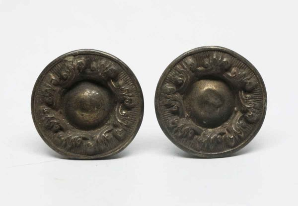 Small Round Decorative Metal Pulls