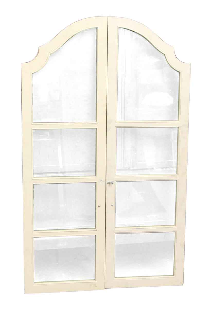 Wooden Arched Cabinet Doors 48 25 X 29