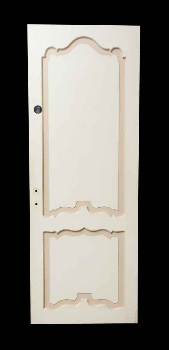 French Provincial Wooden Door