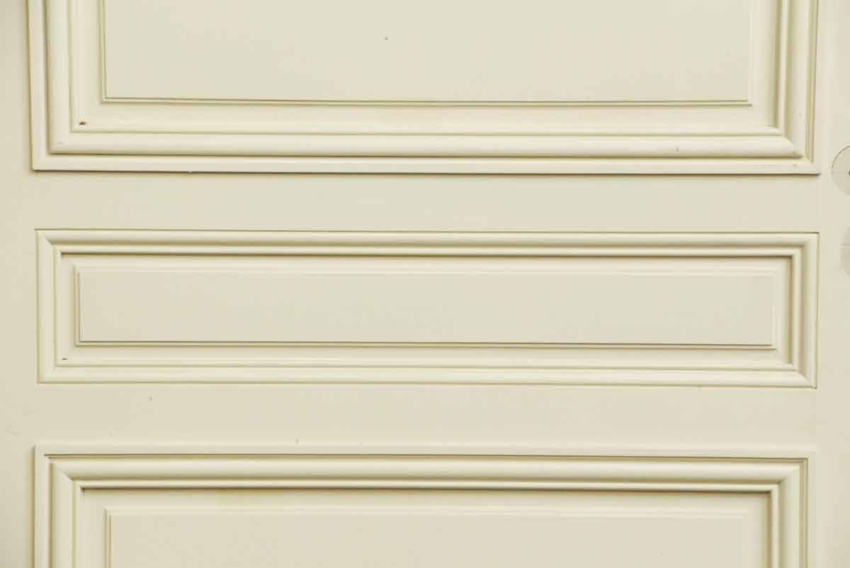 White Wooden French Provincial Door Olde Good Things