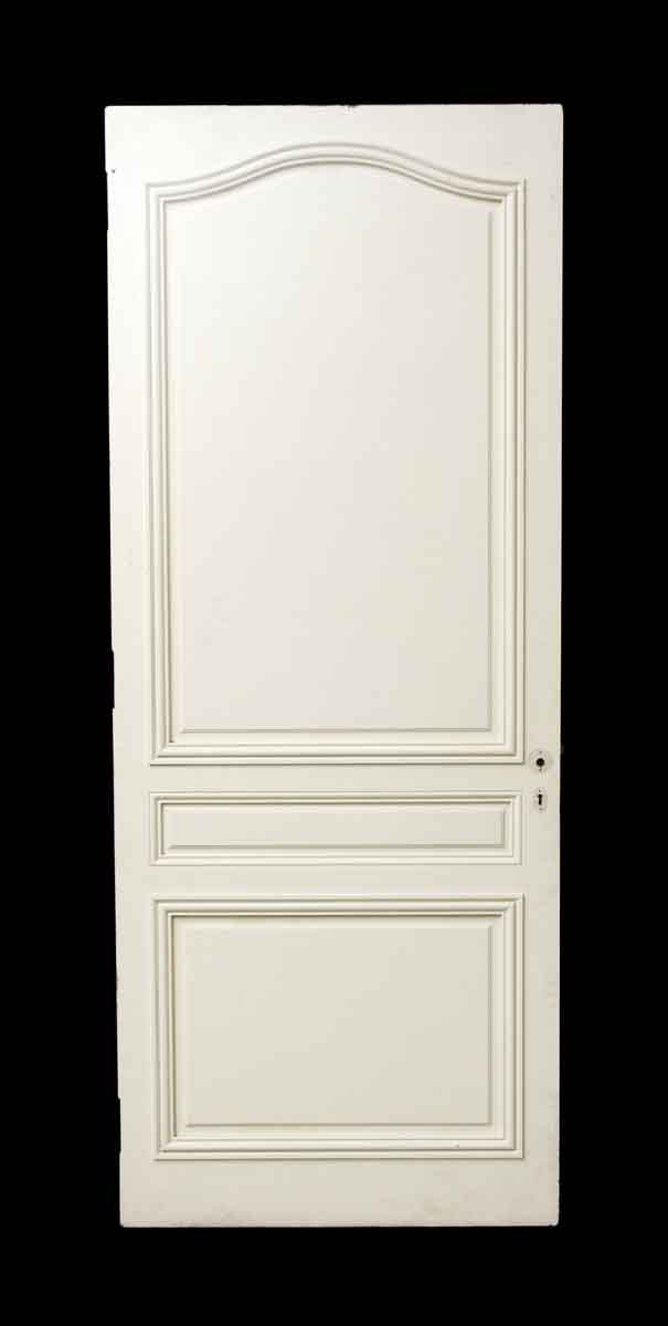 White wooden french provincial door olde good things for White wooden french doors