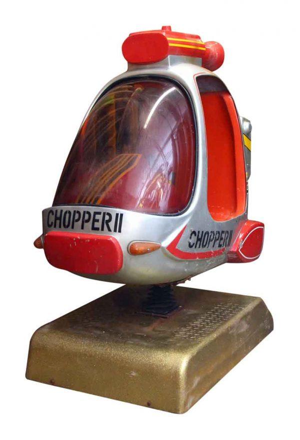 Chopper Ii Vintage Kiddy Ride