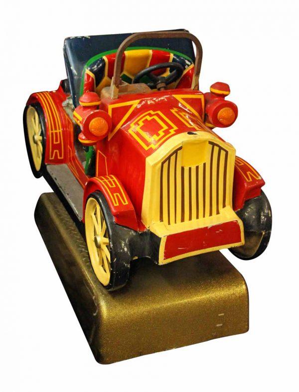 Vintage Car Kiddie Ride