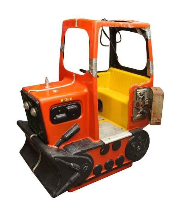 Heavy Machinery Front Loader Kiddy Ride