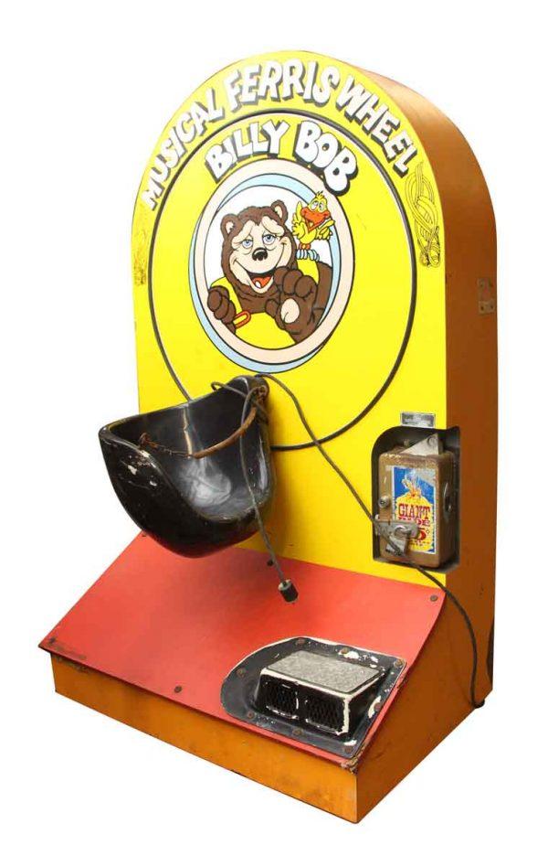 Billy Bob Musical Ferris Wheel Kiddy Ride