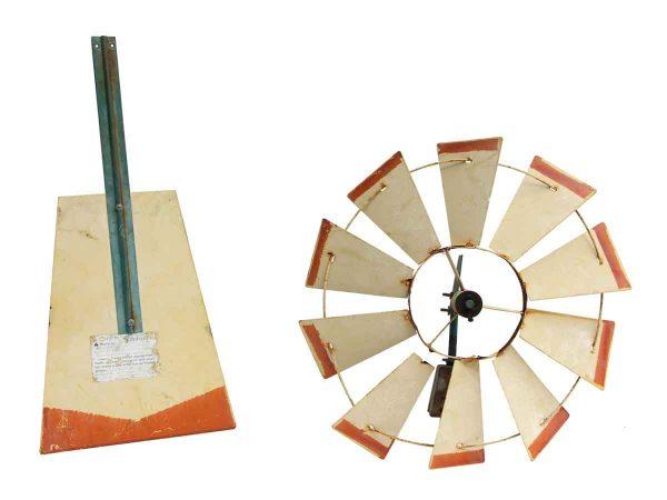 Decorative Vintage Windmill