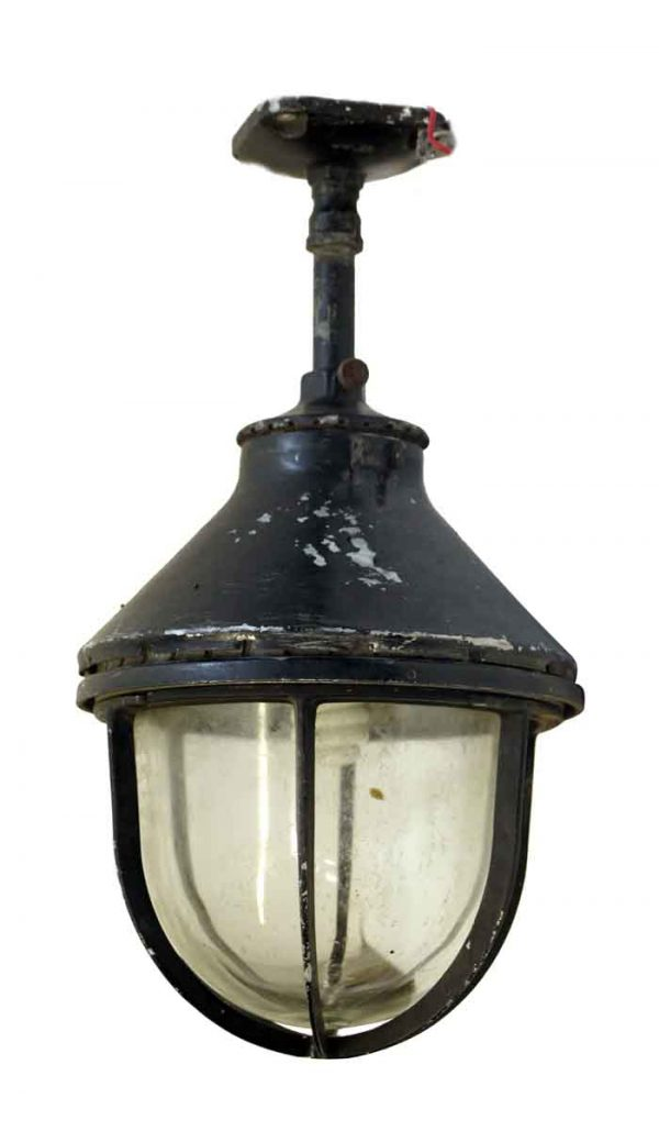 Ceiling Mount Industrial Pendant Light